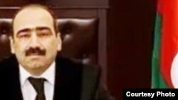 Azerbaijan -- Hasan Aliyev, Judge of Grave Crimes Court of Baku.