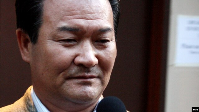Sin Son Ho, North Korea's ambassador to the UN (file photo)