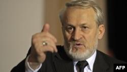 чеченский оппозиционер Ахмед Закаев