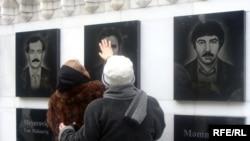 Şəhidlər Xiyabanı, Bakı, 20 yanvar 2010