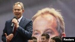 Поранешниот британски премиер Тони Блер