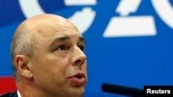 Міністр фінансів Росії Антон Сілуанов