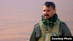 القيادي العسكري الايزيدي حيدر ششو