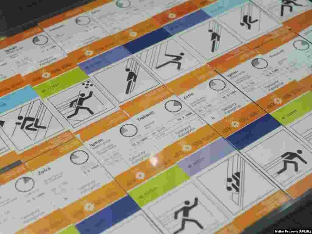 Spašeni eksponati su ponovo postavljeni u novom olimpijskom muzeju u Sarajevu