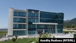 ASAN xidmətinin Qəbələ regional ofisinin binası