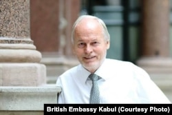 Career British diplomat Nicholas Kay is currently serving as NATO's senior civilian representative in Afghanistan.