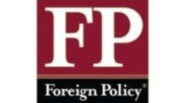 USA-- Foreign Policy magazine logo