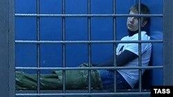 Алексей Гончаренко в полицейском застенке