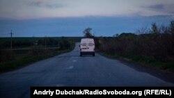 Машина Тоні на шляху від Кропивницького до Донеччини