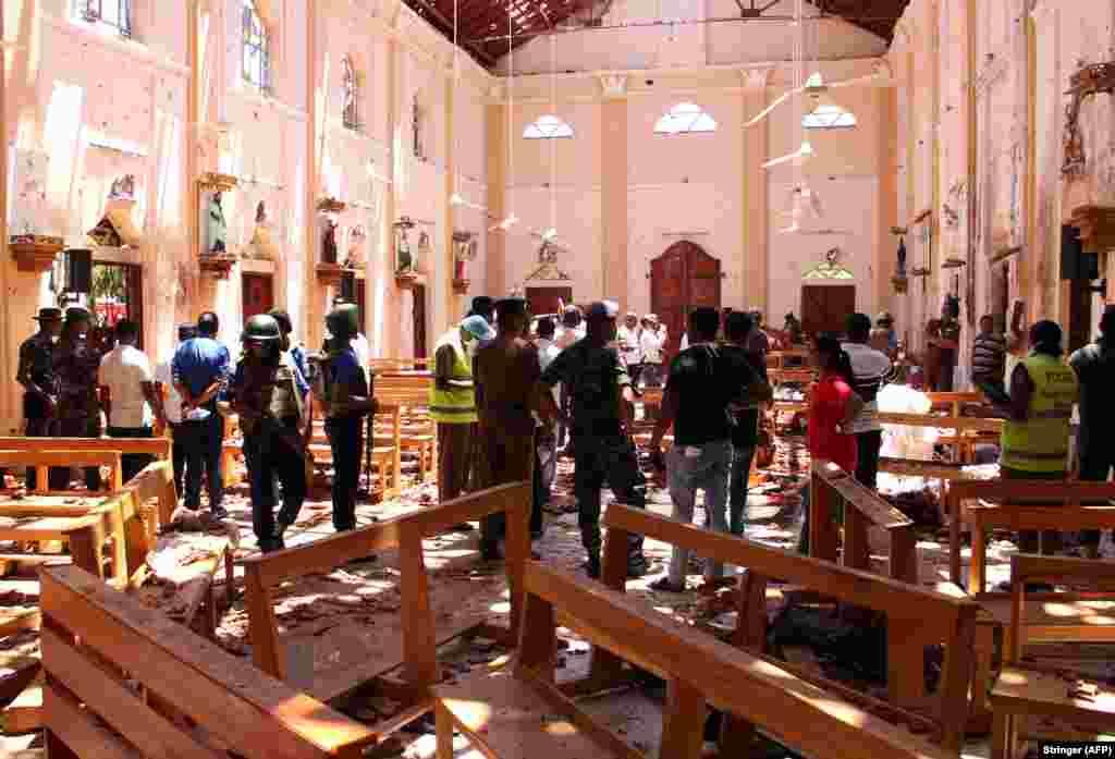 Crkva u Negombu
