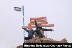 На 5-тысячным піку гары Кенія