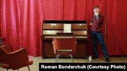 Роман Купріянов, кадр з фільму