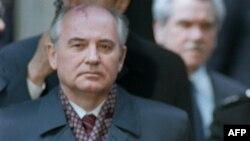 Sovjetski lider Mihail Gorbačov