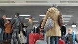 Putnici na sarajevskom aerodromu, 15. decembar 2010.