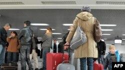 Регистрация пассажиров на авиарейсы