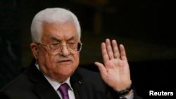 Mahmoud Abbas, palestinski predsjednik