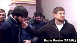 Лецна балийначу наркоманашна хьехардеш ву Нохчийчоьнан администратор Кадыров Рамзан, 2015, Лахьан-бутт.