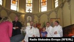 Braća iz Taize u crkvi sv. Josipa u Sarajevu, Fotografije uz tekst: Ivan Katavić
