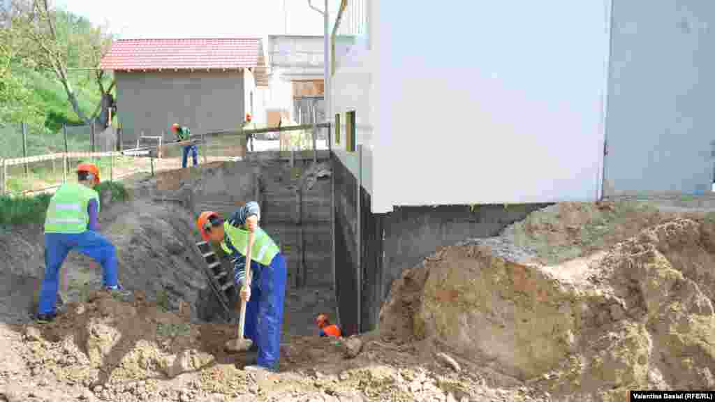 Lângăstaţia de pompare nr. 1 de la Coşniţa a fost rigicată una nouă, ce va avea unul dintre cele mai moderne echipamente existente astăzi
