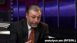 Ալեքսանդր Արզումանյանը «Ազատություն TV»-ի տաղավարում, 25-ը սեպտեմբերի, 2014թ․
