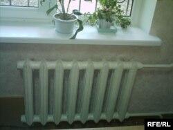 İstilik radiatoru.