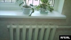 Arxiv foto: Evlərdə olan İstilik sistemi