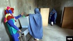 Afghanistan's parliamentary elections have been repeatedly pushed back due to security fears and logistical challenges. (file photo)