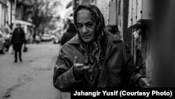 """""""Sovetski küçələrində"""". Foto: Cahangir Yusif, 01yan2013"""