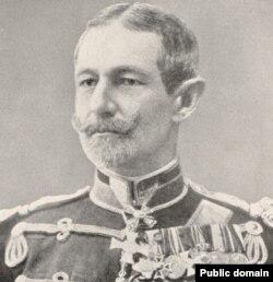 Alexandru Averescu, prim ministrui al României între 29 ianuarie - 4 martie 1918 (Foto: Centrul de Cultură și Istorie Militară, Chișinău)