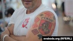 Фэстываль татуіроўкі «Tattoo Fest 2015». Фотагалерэя