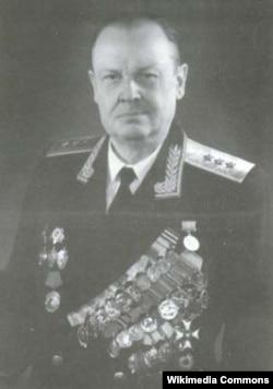 КГБ генерал-полковнигі Александр Сахаровский (1909-1983)