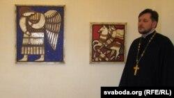 Настаяцель гарадзенскай праваслаўнай царквы сьвятога Лукі (Война-Ясянецкага) айцец Аляксандар Хомбак