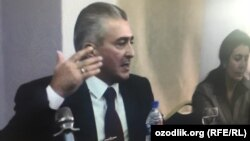 Тадбиркор Аҳмед Алиев