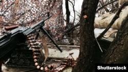 Втрат серед військових ОС внаслідок обстрілів не було, заявили у штабі