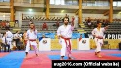 Karate među disciplinama prvog dana natjecanja, 14. srpnja 2016.
