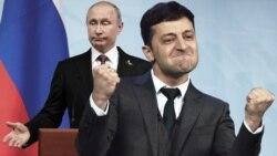 Лицом к событию. Владимир Путин в нервной гонке за Владимиром Зеленским