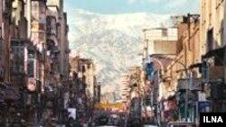 خیابان لالهزار تهران