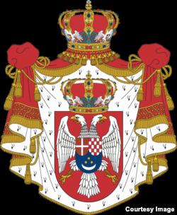 Герб Королевства Югославия. 1929–1941