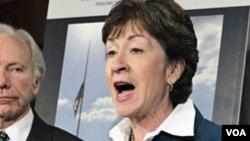 سوزان کالینز، سناتور جمهوریخواه