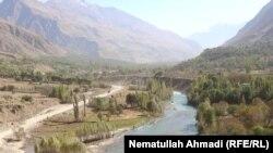 Բադախշանի շրջանը, Աֆղանստան