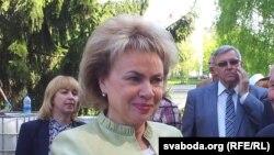 Марыяна Шчоткіна