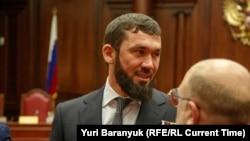 Спикер парламента ЧР Магомед Даудов, архивное фото
