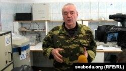 Загадчык лябараторыі Вячаслаў Забродзкі