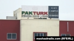 FILE: A PakTurk school in Islamabad, Pakistan.