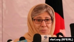 سیما سمر، وزیر دولت در امور حقوق بشر افغانستان