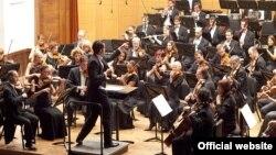 Jedan od koncerta Beogradske filharmonije