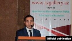 azgallery.az saytının təqdimatı