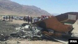 Բուշերի նահանգում վթարի է ենթարկվել ռազմական օդանավ, 4 օգոստոսի, 2019թ.