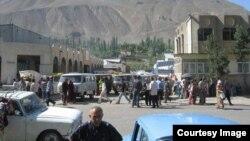 Хоруг, Таджикистан.