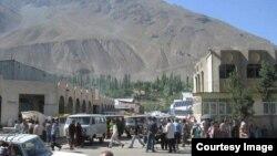 Столкновения в Хороге, административном центре Горного Бадахшана. 21 мая 2014 года.